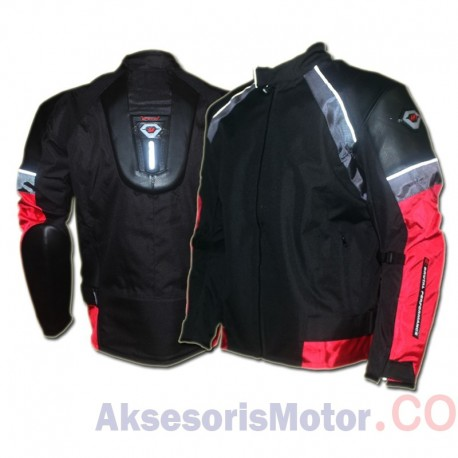 Jaket Motor New Brutall Performance