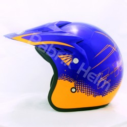 Helm JPN Cross PC18 Motif Z18