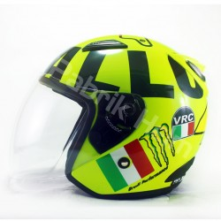 Helm VRC Centro Mugello Yellow