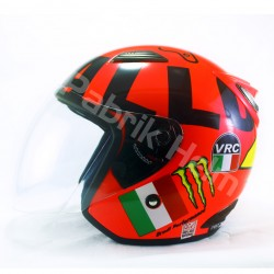 Helm VRC Centro Mugello Orange